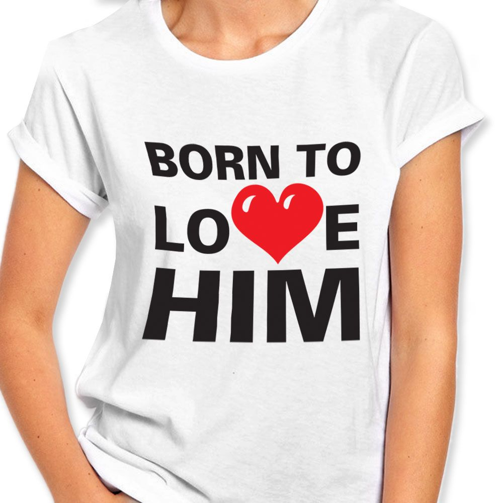 born to him